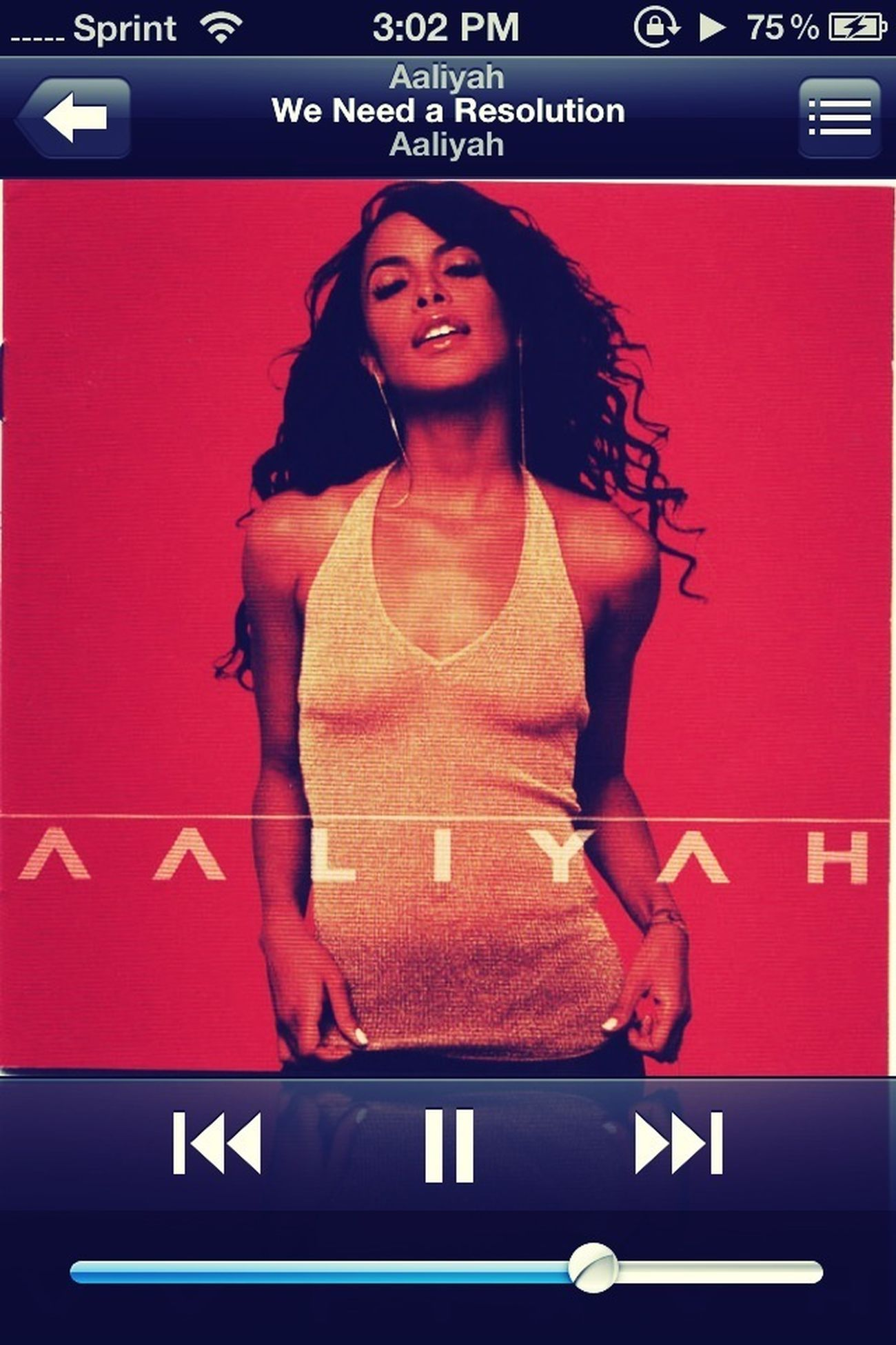 Rest In Peace, Aaliyah. ❤