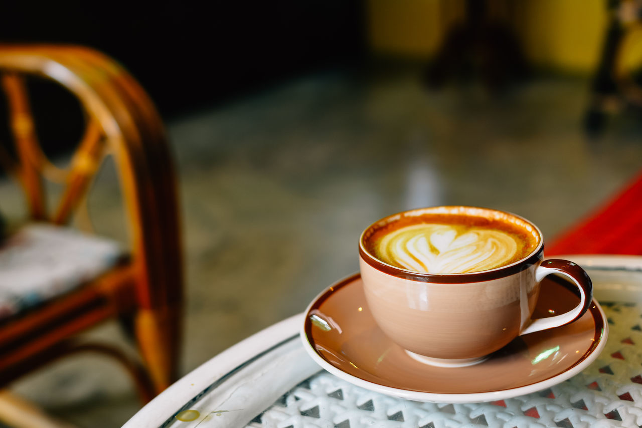 Beautiful stock photos of drink,  Cappuccino,  Close-Up,  Coffee - Drink,  Drink