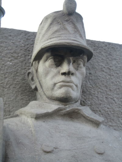 Brussels Brussels❤️ Soliders Army Close-up Day History Human Representation Low Angle View Male Likeness Military No People Outdoors Sculpture Solider Salutes Statue