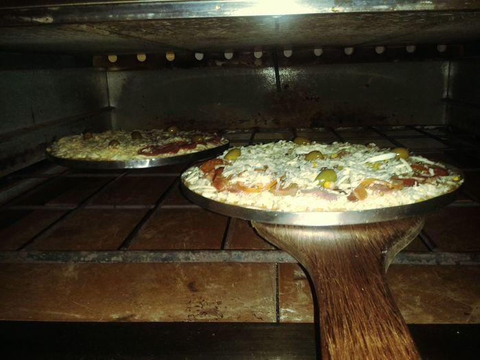 Pizza trampo. :9