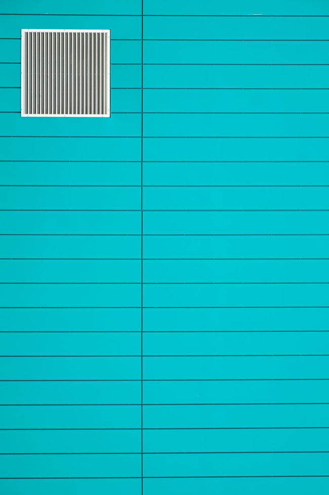 Saturdaysimplicity Architectural Detail Architectural Feature Blue Building Exterior Built Structure Cityexplorer Close-up Full Frame Minimal Minimalism Minimalist Minimalistic Minimalobsession No People Pattern, Texture, Shape And Form Patterns Simplicity Surface Structure Surfaces And Textures Turquoise Turquoise Colored Urbanphotography Vibrant Color