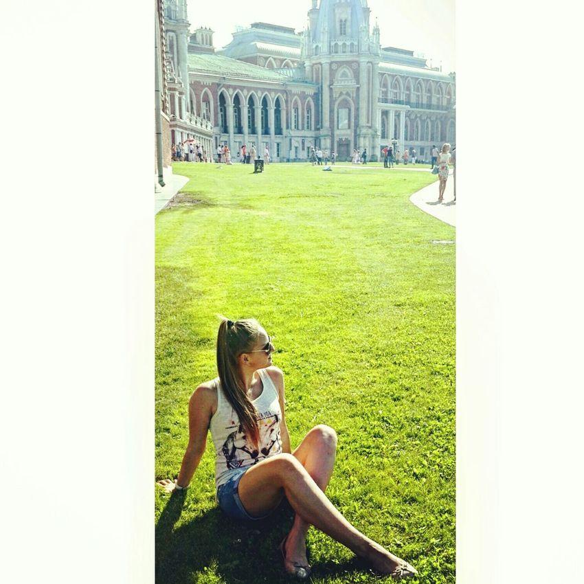 Relaxing Anastasia❤️ OpenEdit Msk ♥ Russia First Eyeem Photo Hi! царицыно Русское поле Goodnight✌