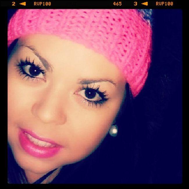 Wooow! \(^-^)/ Eyes Eyerlines Smile Lips kolorfull face me cachetona lights happy anotherplace nice flash bye