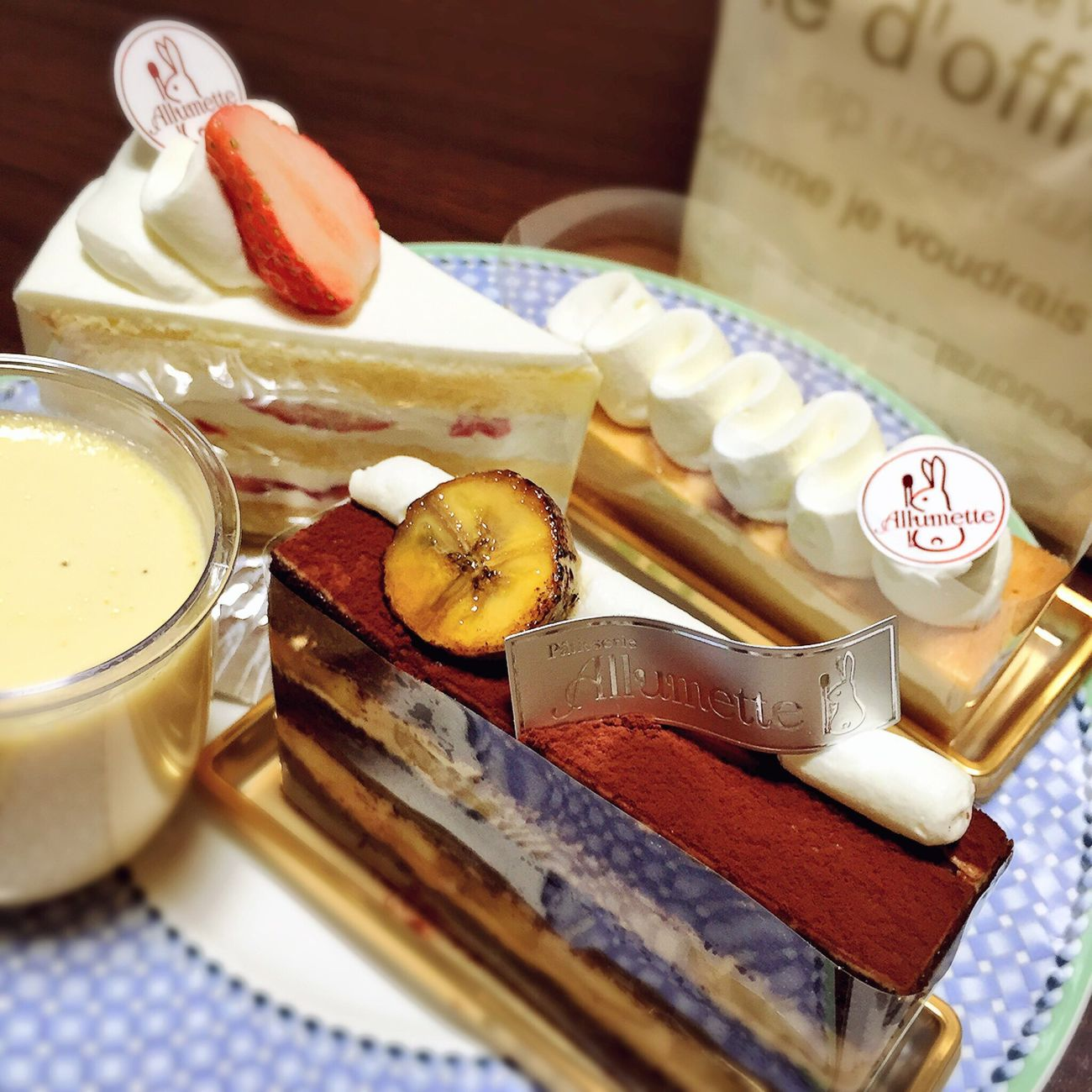 Cake Cakes Cake♥ Cake Time Strawberry Banana Chocolatecake ショートケーキ プリン チーズケーキ