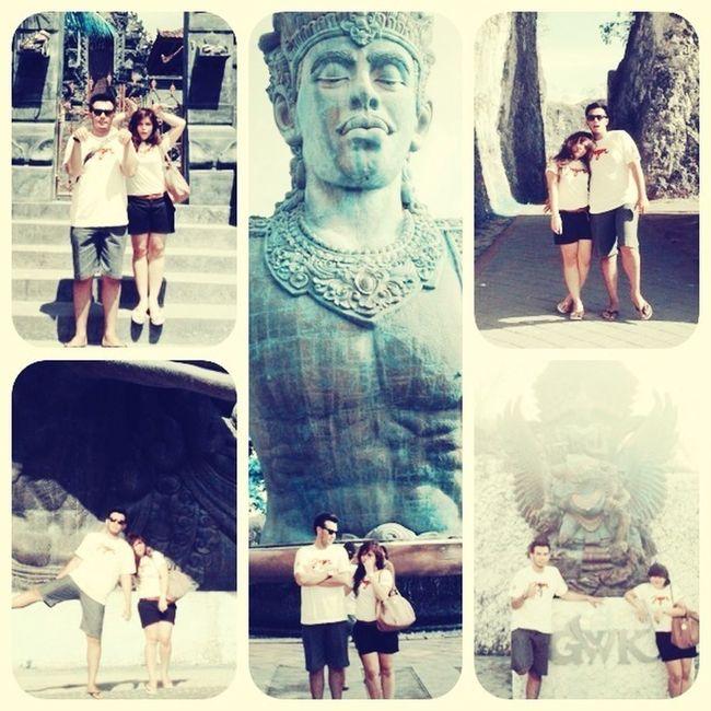 Bali, August 2012. love you.