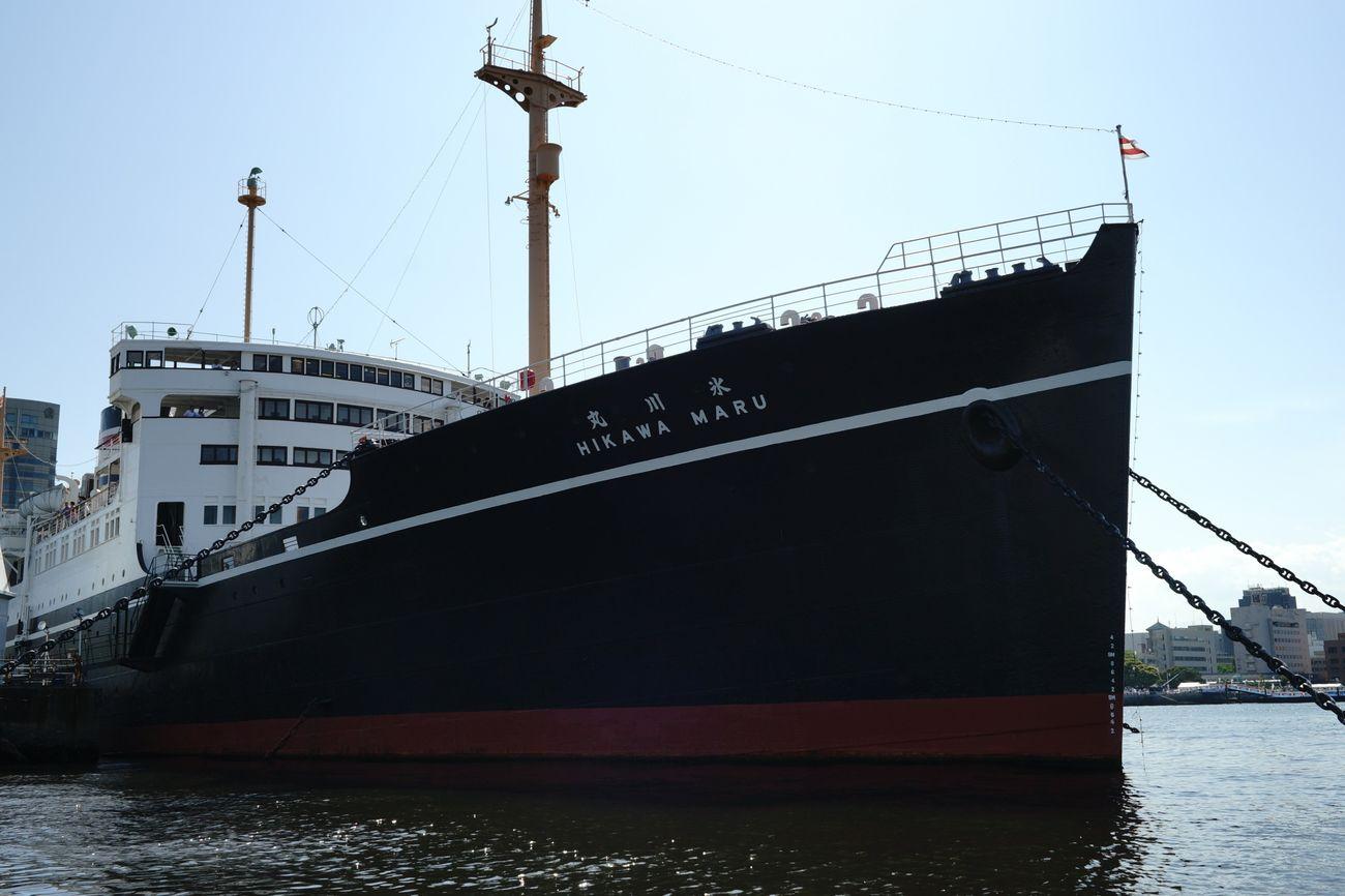 氷川丸 Ship