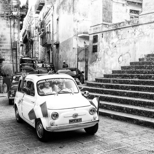 Raduno 500 Fiat a Trinacria First Eyeem Photo Fiat500 Sicilia Trinacria