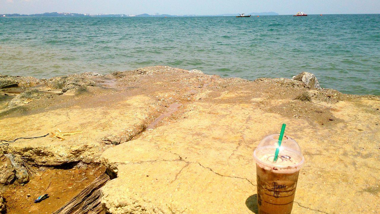 Coffee by the sea Sea Coffee Starbucks Frappucino