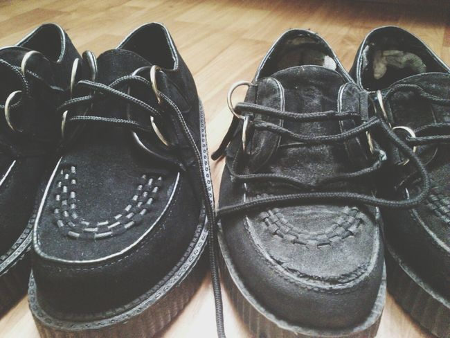 Creepers Old Fashioned New Fashion
