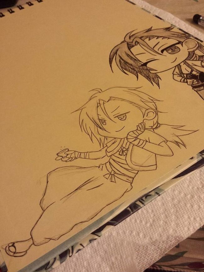 More Sano! ? Sanosukeharada Bishie Sketchbook Drawing Art Anime Hakuouki Chibi Art, Drawing, Creativity Doodle
