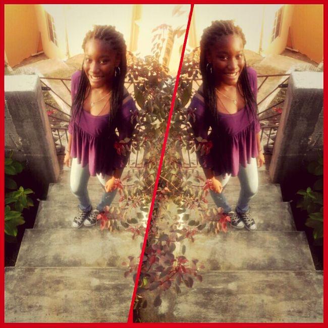 Thats Me ♥ Purple :) Smile ✌