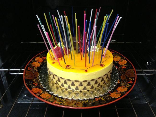 Food Porn Awards Schubert's Bakery Birthday Cake Birthday Birthday Candles