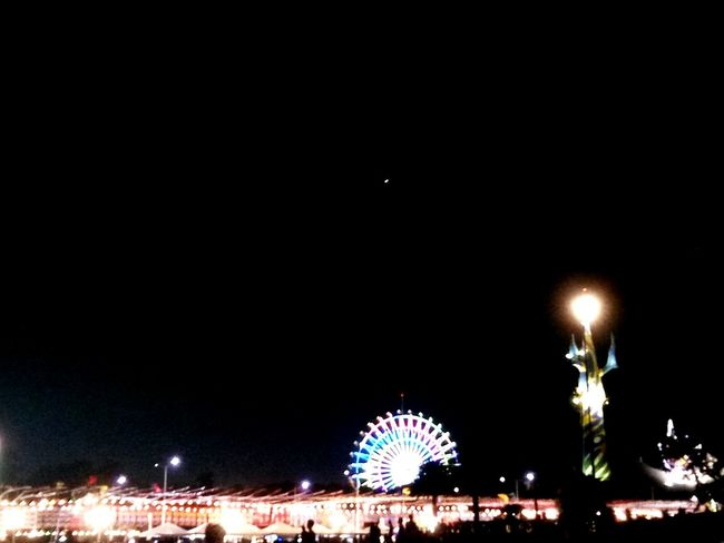 Ferriswheelinthecity🎡🎢 Towers And Sky Night Photography City Lights At Night Colour Of Life