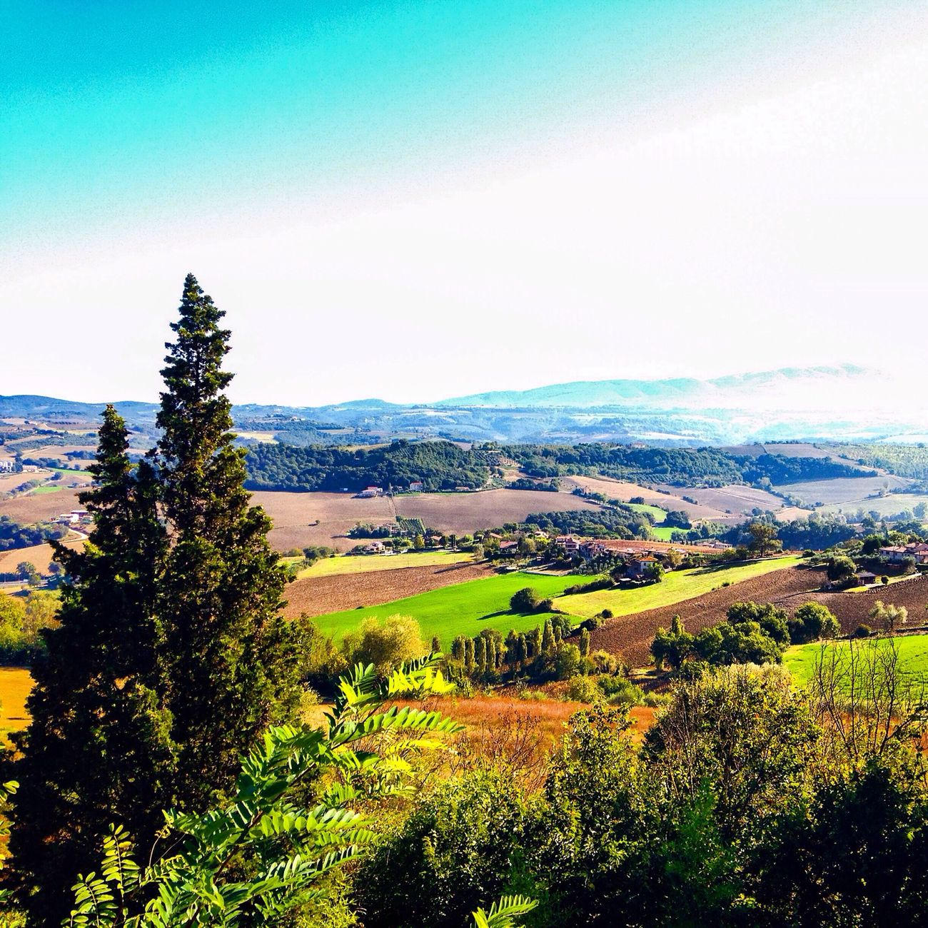 Italian Landscape! ❤️ Lovely Sunday Mornings! First Eyeem Photo