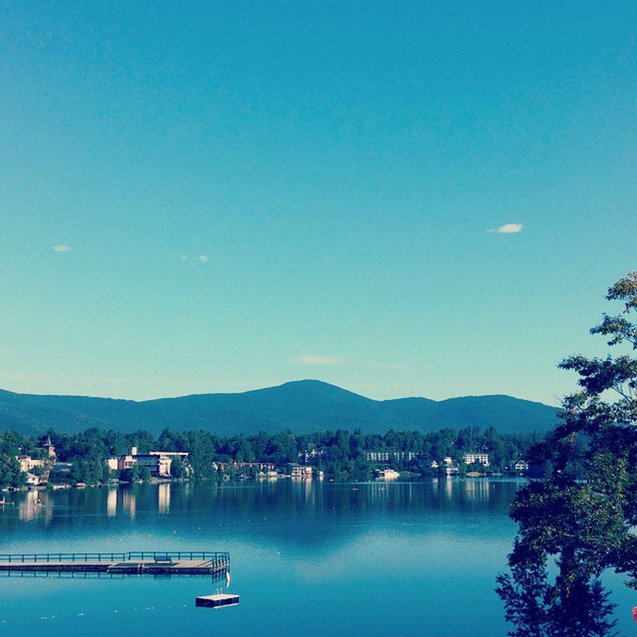 Gonna miss this view Lakeplacid ADK Mirrorlake Photooftheday POTD Landscape
