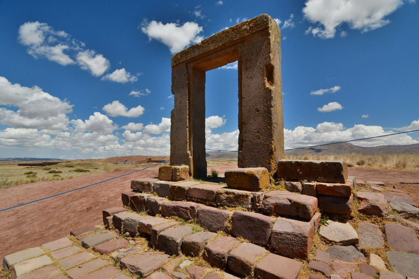 Gate of the Moon. Tiwanaku pre-Columbian archaeological site. Bolivia Ancient Ancient Architecture Ancient Civilization Ancient History Andes Andes Mountains Archaeological Sites Archaeology Bolivia Eyeem Bolivia Gate Of The Moon Historic History Inca La Paz, Bolivia No People Old Ruin Outdoors Precolumbian Stone Buildings The Past Tiahuanaco Tiwanaku