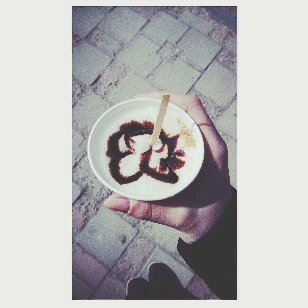 Coffee Yummy♡ Sweet Loveit❤ Moccachino