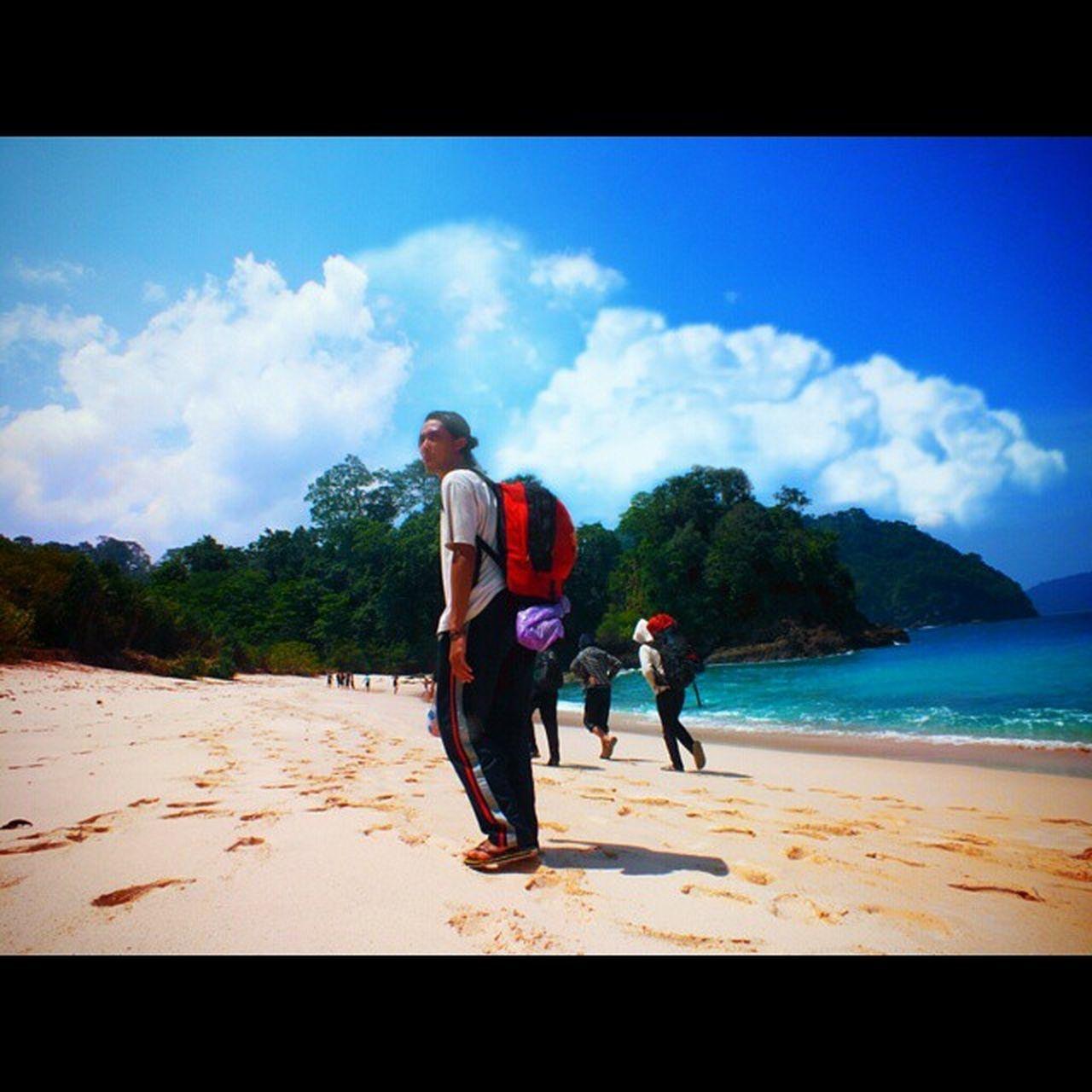 Kembali pulang....kembali beraktivitas.. Adventure INDONESIA Greenbay Beach Explorebanyuwangi Exploreindonesia Travelerhore Travelingindonesia Jalan2terus Ayodolan