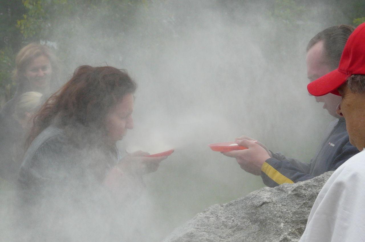 Flour Fights Fight Flour Fun Leisure Activity Outdoor Activities People Picnic Watching Fresh On Eyeem