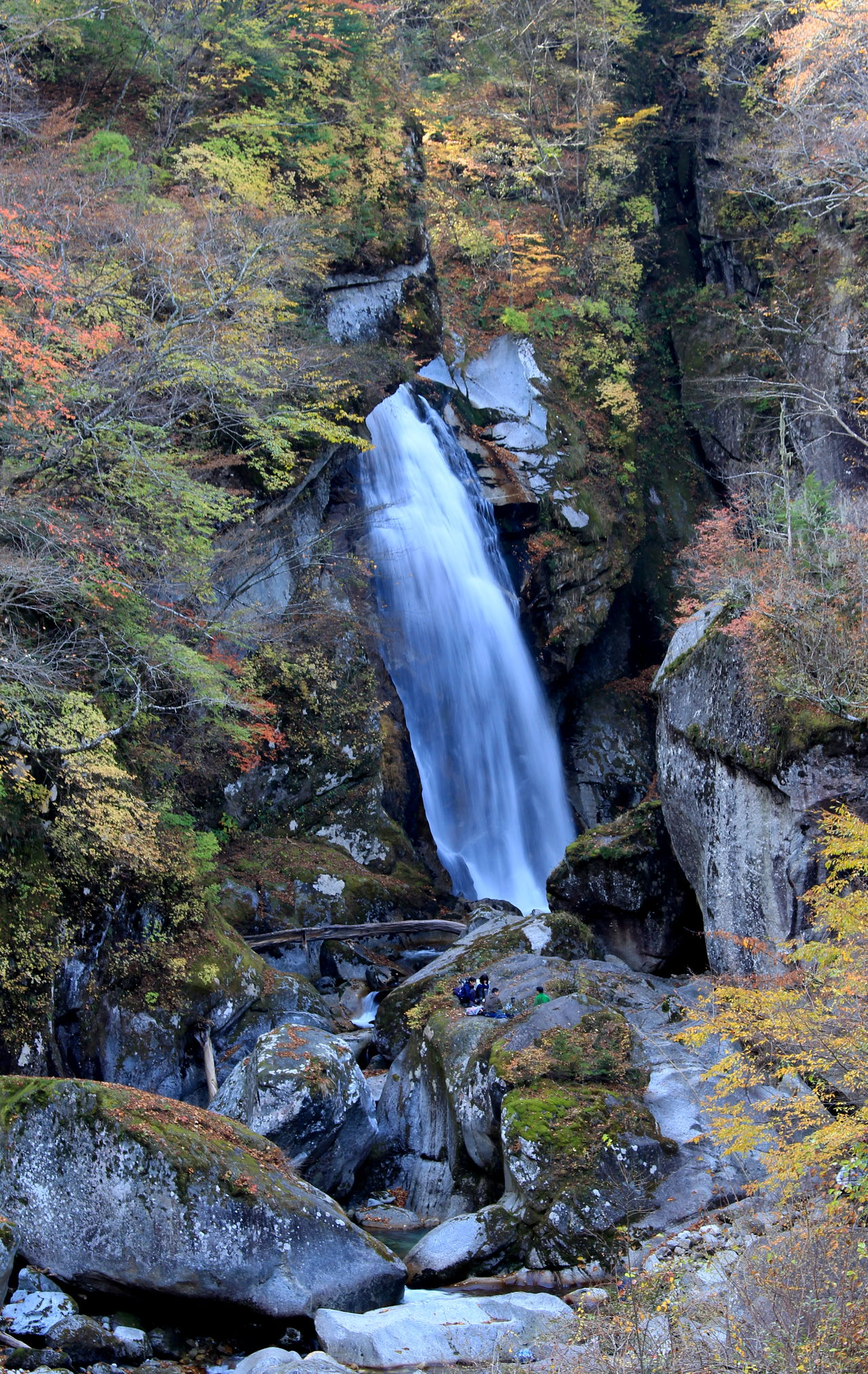 Huge Mountain Nature Ojiro Water Waterfall Yamanashi ハイキング 不動滝 尾白川渓谷 山 滝 自然