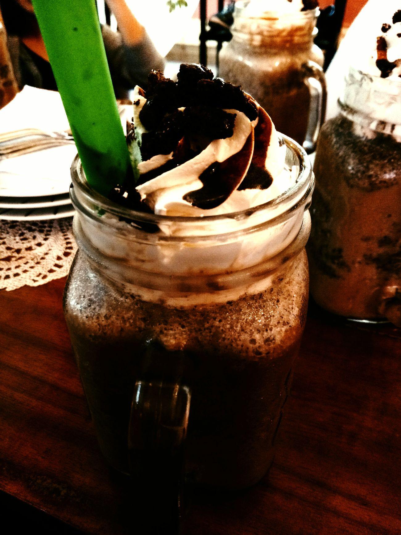 Diabeetus😋 Milkshake♥ Foodphotography