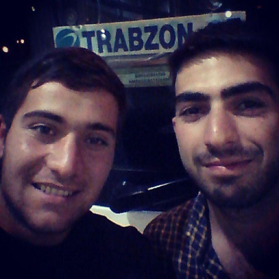 Yolculuk simdilik iyi :) Trabzon Yolcusu Kalmasın :)