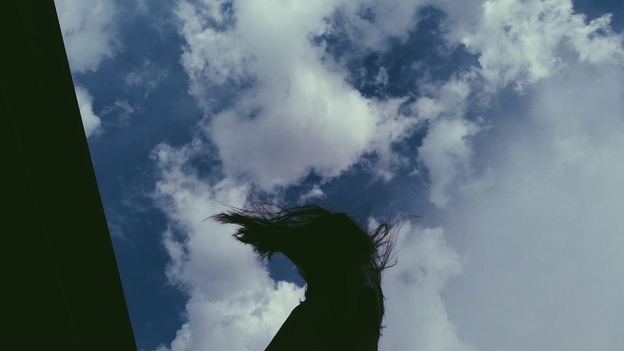 One Person Real People Sky Leisure Activity Low Angle View Outdoors Cloud - Sky Day Men People One Man Only Nature Adults Only Adult Only Men First Eyeem Photo