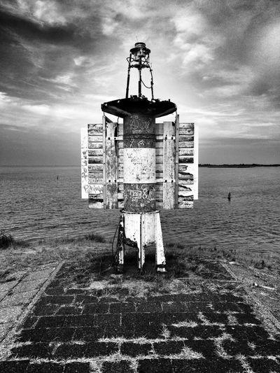 Abandoned Places Black & White