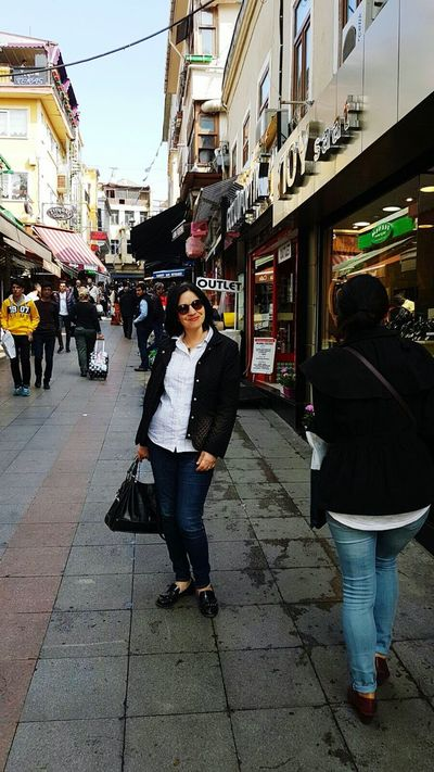The Street Photographer - 2017 EyeEm Awards Streetphotography Kadikoyde Turkey Istanbul  Turkey Istanbul  Kadikoy City Street
