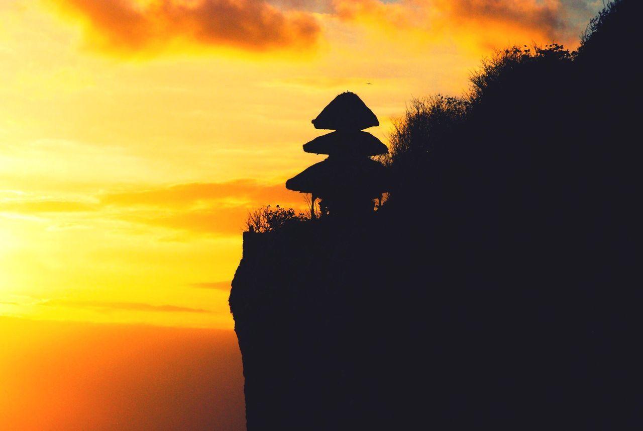 Uluwatu temple Sunset Bali uluwatu indonesia uluwatu temple Travel Destinations