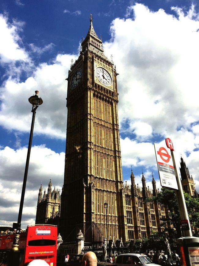 London Lifestyle British Big Ben