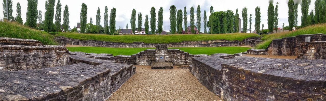 Kolosseum Romain  Römer Ruins Brugg Ancient Civilization Why I Could Be An Open Editor Today's Hot Look EyeEm Best Shots EyeEmBestPics EyeEm Best Edits EyeEm Masterclass Wide Angle View Wide Angle Pano Panorama Panoramic Photography Arena The Week On EyeEm