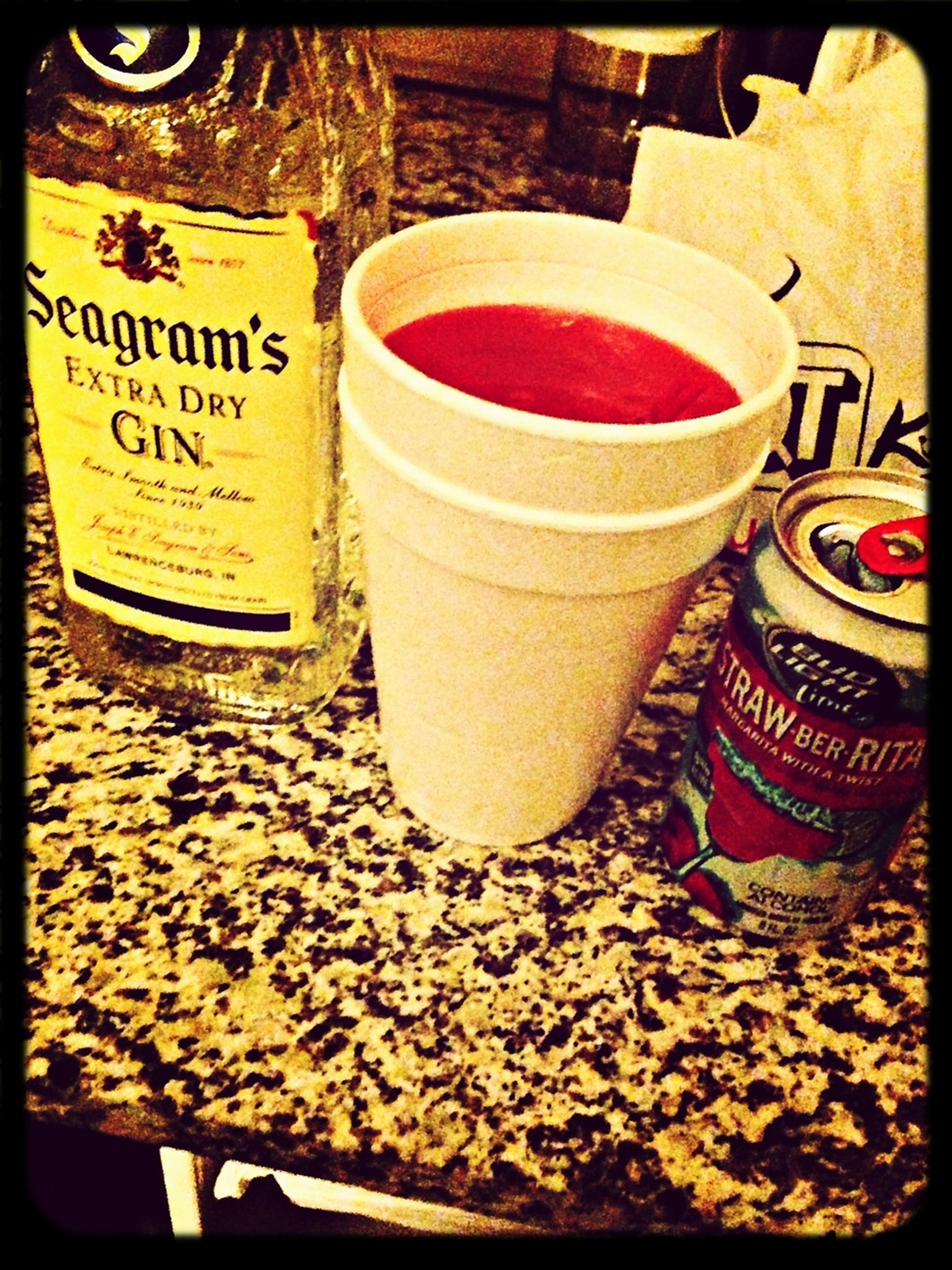 Cup2 of my double cup concoction