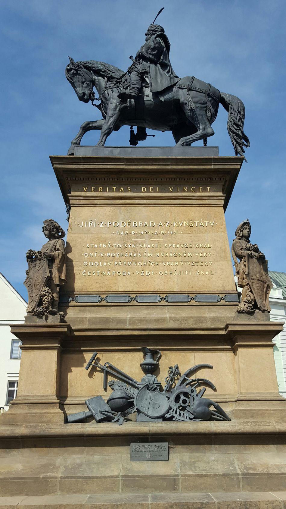 Jiri Horse Statue
