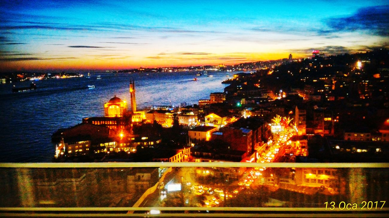 EyeEmNewHere The City Light Sunset Night Lights City Night Mosque Mosque Turkey Mosques Of The World