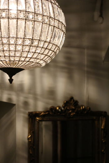 Chandelier Country House Coutn Detail Ireland Still Life Wicklow