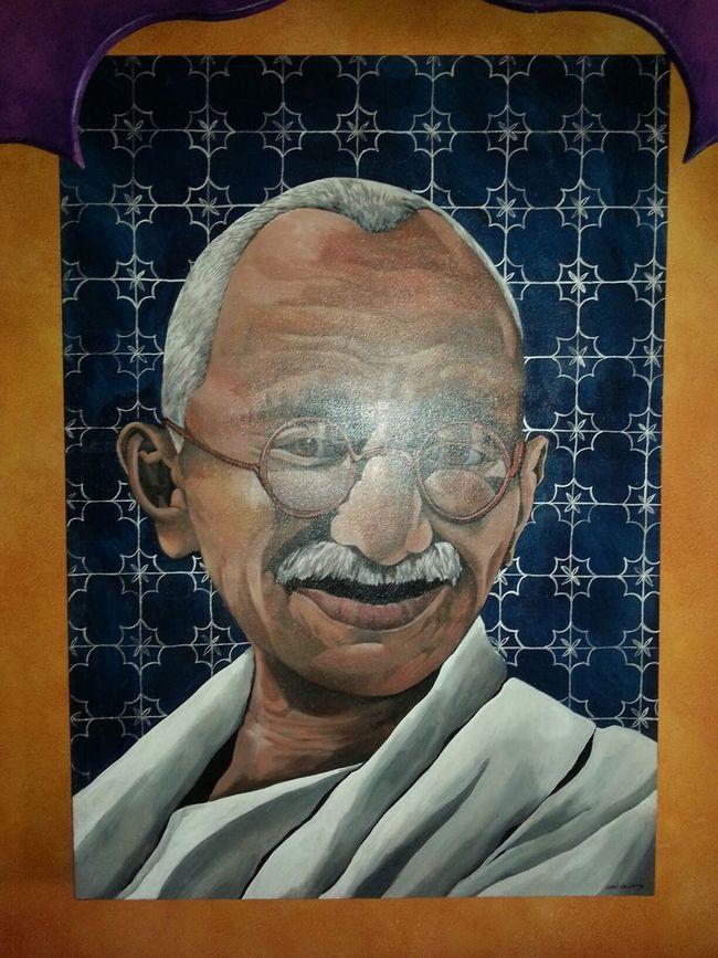 mr Gandi