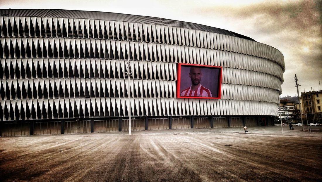 Streetphotography Monuments San Mames Stadium Football Athletic Club
