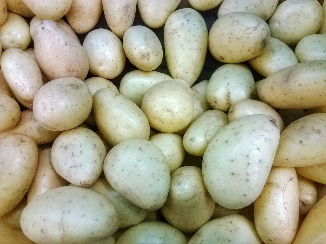 White potatoes. Market Large Group Of Objects White Potatoes Vegetables Starch Taking Photos Potatoes Food Raw Potatoes Getty Images Getty X EyeEm