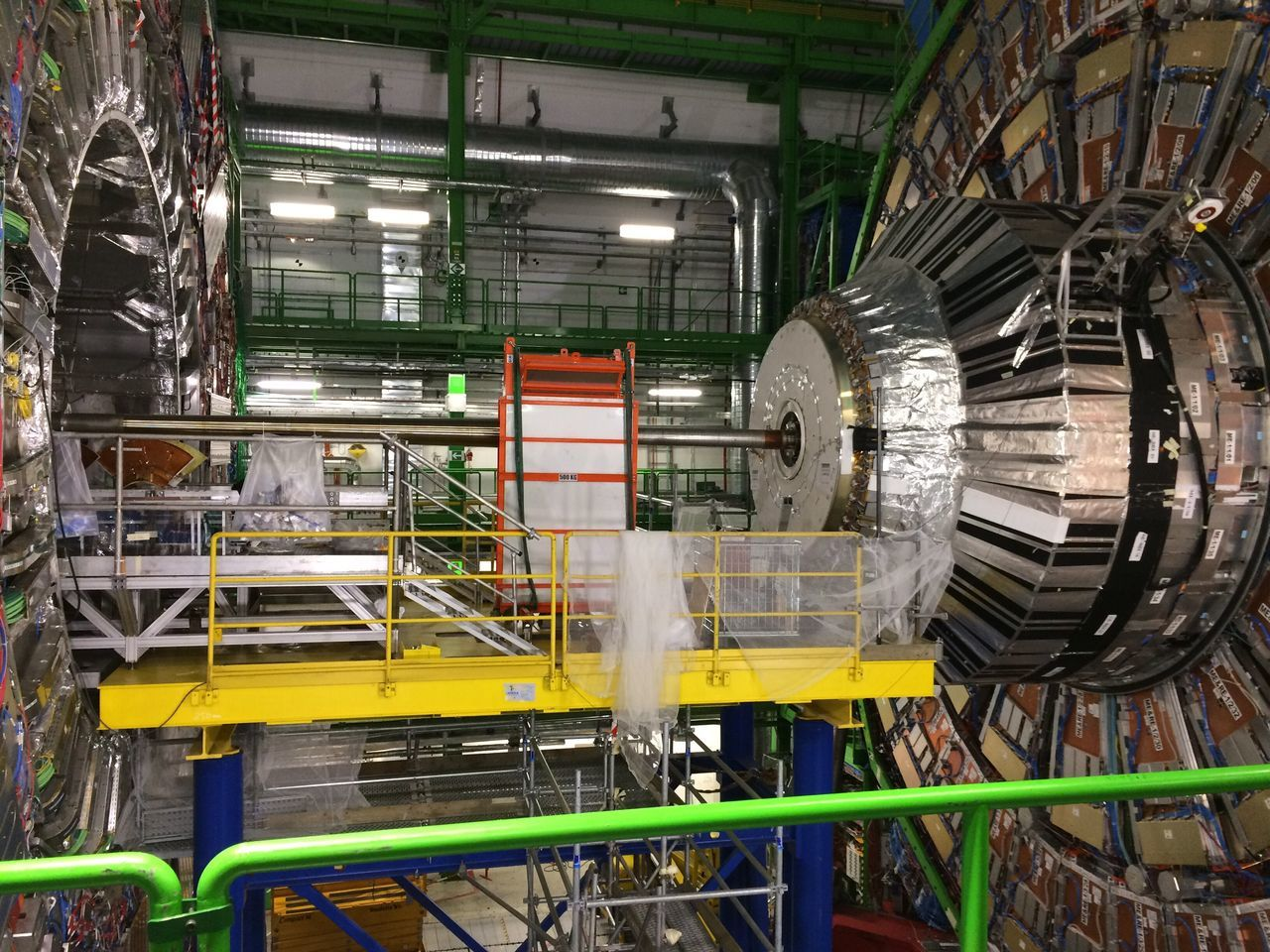 Factory Industry Machinery Indoors  No People Day Manufacturing Equipment Cern Technology Modern Indoors  Machinery Architecture