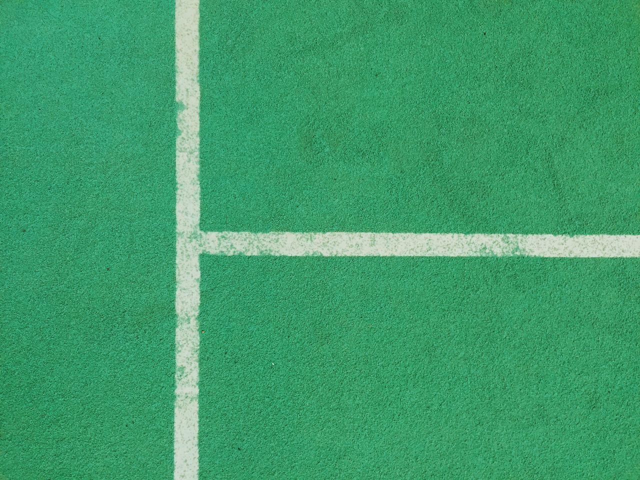 Tennis Ace! Matchball Court Wimbledon Textures And Surfaces Minimalism Floortraits