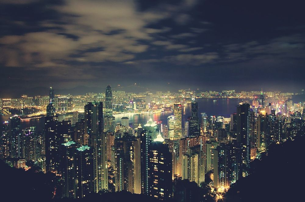 A Bird's Eye View The Magic Mission On The Peak Hk Discovery Channel Discoverhongkong