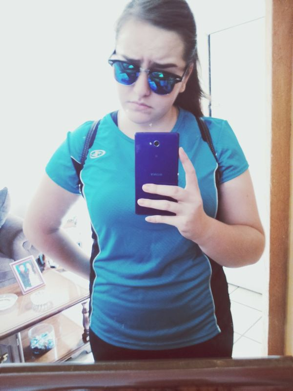 Old but gold 😎😆 That's Me Going To The Gym Feeling Good