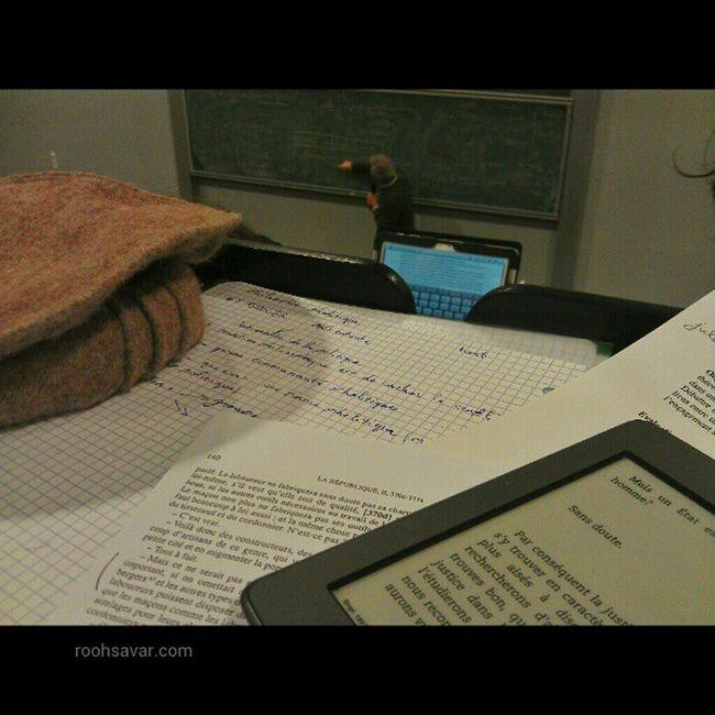 Paris üniversite Paris7 Philosophie politique