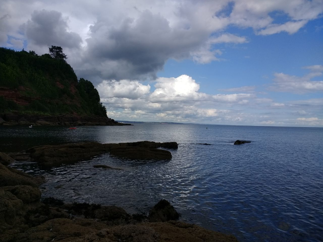 Sea Cloud - Sky Water Beach Outdoors Devon Devon Coast Maidencombe Devon Maidencombe Beach No Filter, No Edit, Just Photography Lanscape Photography Lanscape_Collection  Seascape Photography Seascape