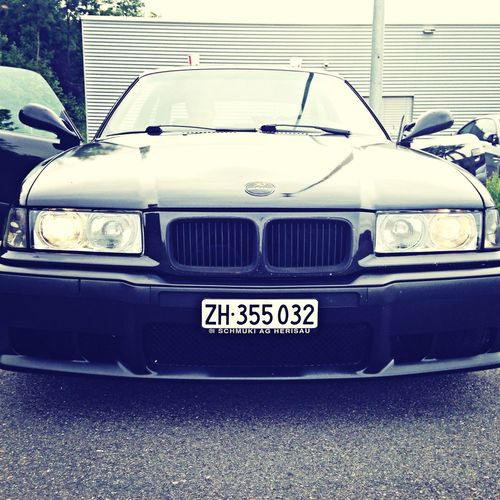 My baby Bmw E36 318is Coupè Sportedition Hamantuning