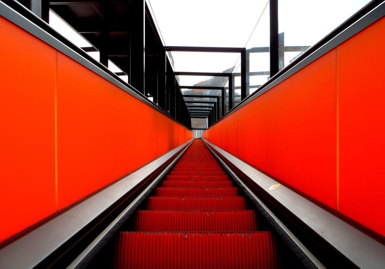 Beautiful stock photos of architecture, Absence, Day, Escalator, Germany