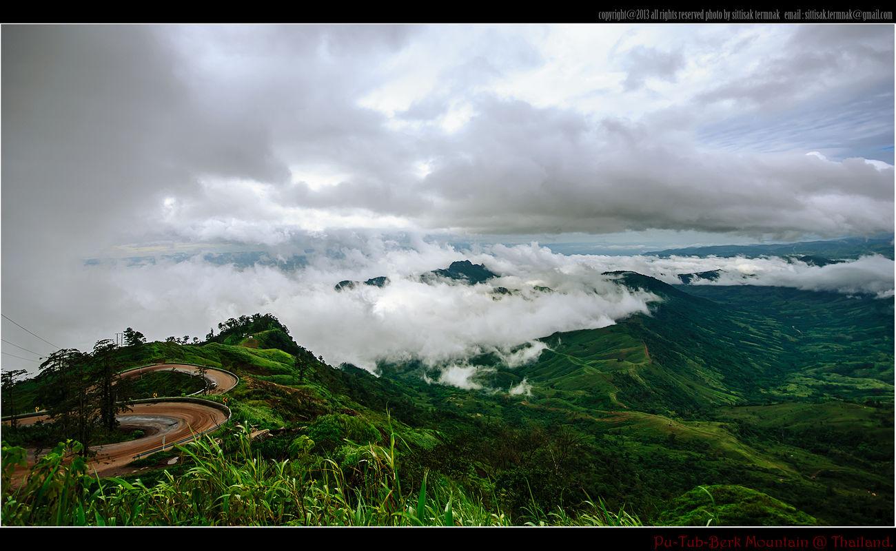Pu Tab Berk Mountain, Thailand. Lanscape Photography Landscape_Collection Thailand_allshots Travel