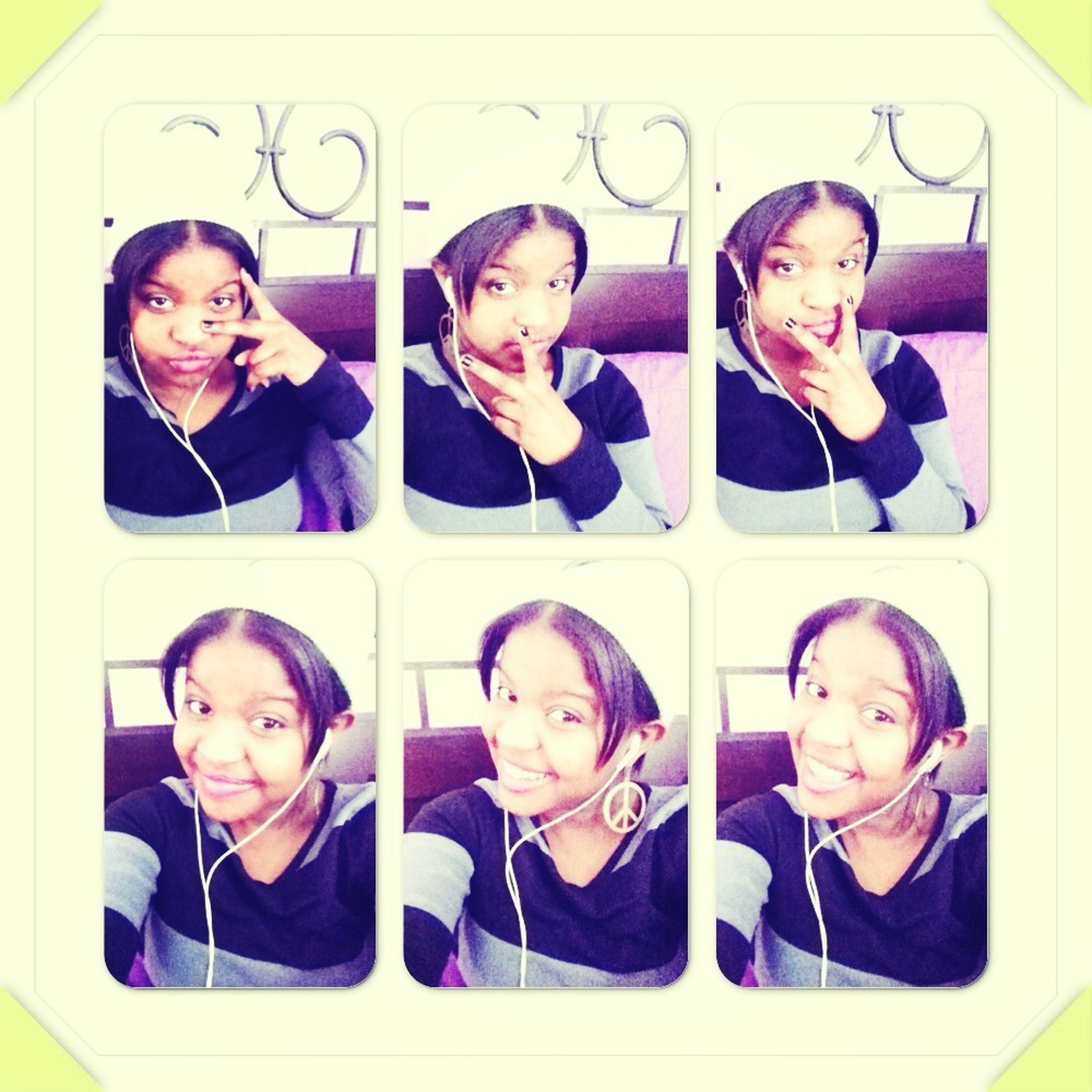 Who? She>>> ME!