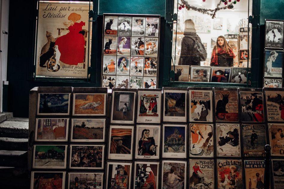 Old-fashioned Large Group Of People People Streetphotography EyeEm Photography Paris France City Indoors  Crowd Karpetsphoto EyeEm Best Shots BestEyeemShots Paris, France  Streets